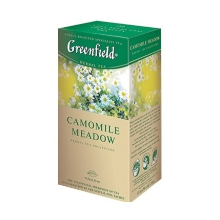 "Чай ""Camomile Meadow"" (Greenfield, 25gx2g/10)"