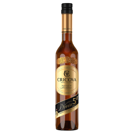 "Brandy ""Divin"" 5* (Cricova,500ml/12, 40% alc)"