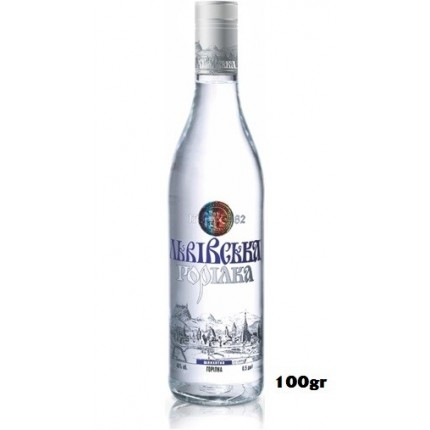 "Vodka ""Shlyakhetna"" (40%, 100ml/80)"