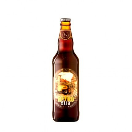 "Kvas ""Retro"" en cristal (500ml/8)"