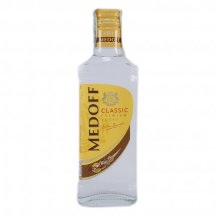"Vodka ""Medoff"" classic (200ml/36, 40% alc)"