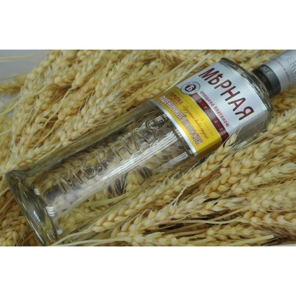 "Vodka ""Mernaya"" Kolosok (500ml/20, 40% alc)"