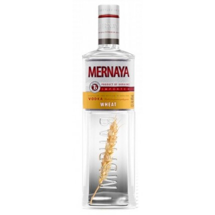 "Vodka ""Mernaya"" Kolosok (700ml/15, 40% alc)"